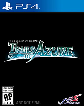 NIS The Legend Of Heroes Trails To Azure PS4 Playstation 4 Game