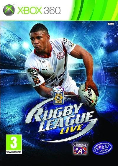 Tru Blu Entertainment NRL Rugby League Live Refurbished Xbox 360 Game