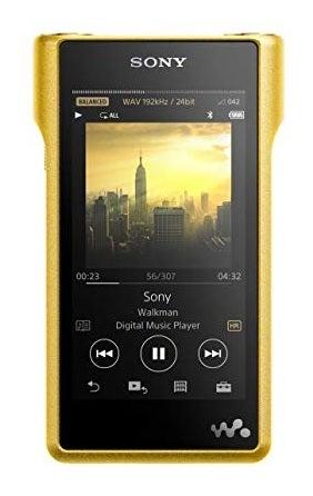 Sony NWWM1Z MP3 Player
