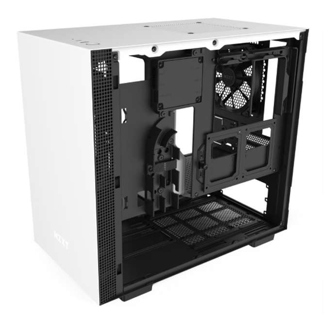 NZXT H210i Mini Tower Computer Case