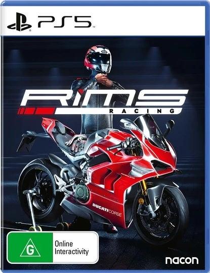 Namco Rims Racing PS5 PlayStation 5 Game