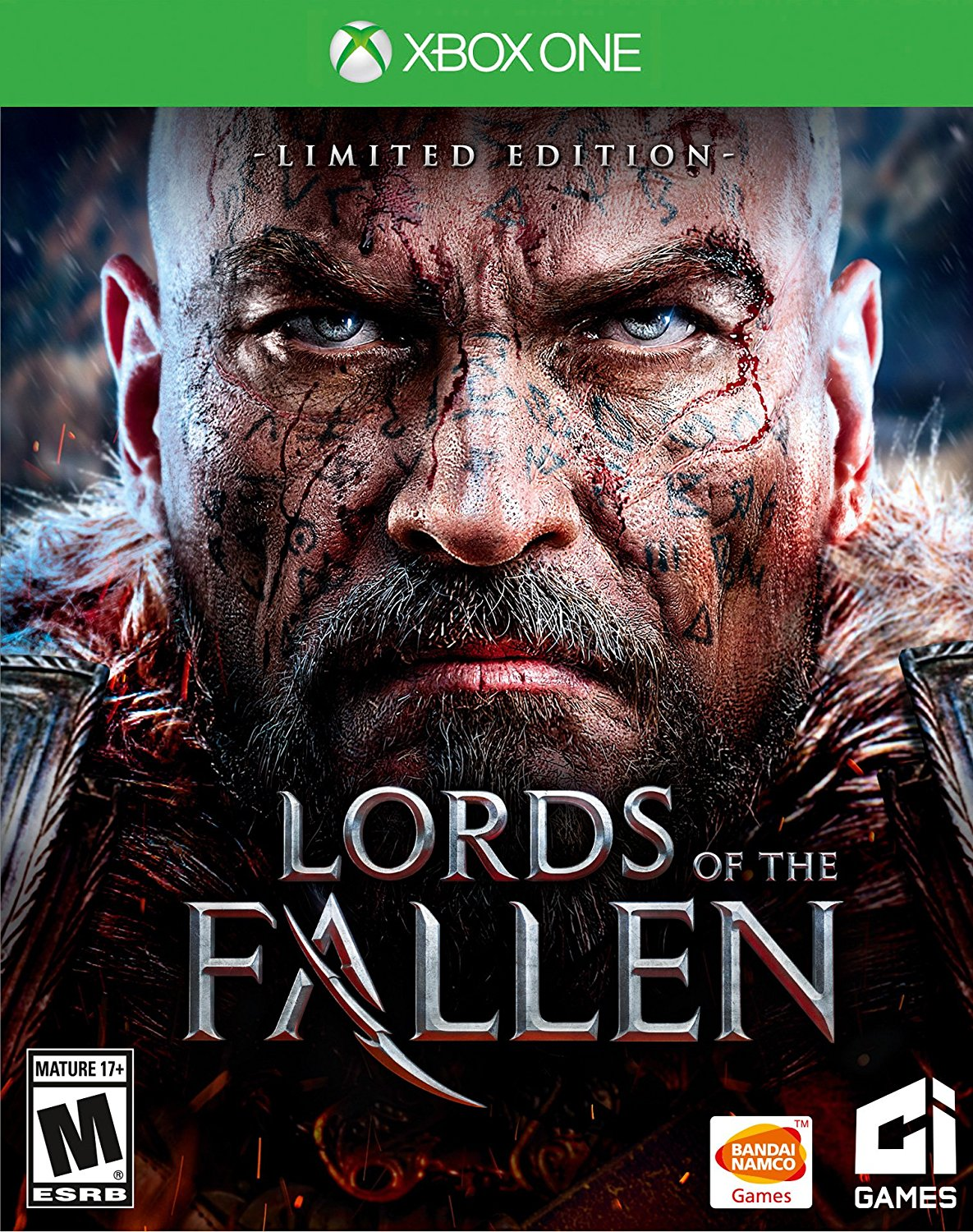 Namco Lords of the Fallen Limited Edition Xbox One Game