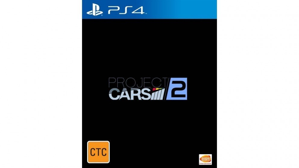 Namco Project Cars 2 PS4 Playstation 4 Game