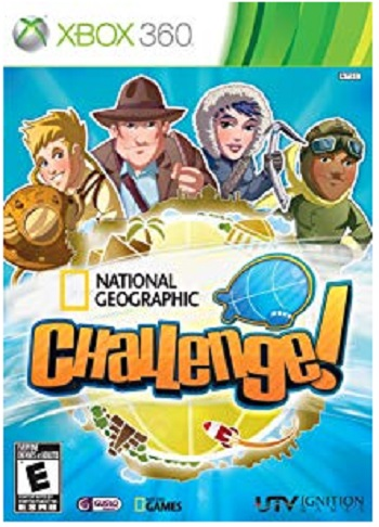 Ignition National Geographic Challenge Xbox 360 Game