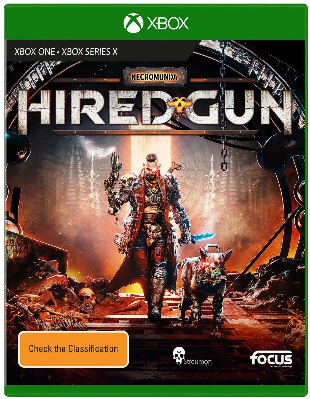 Focus Home Interactive Necromunda Hired Gun Xbox One Game