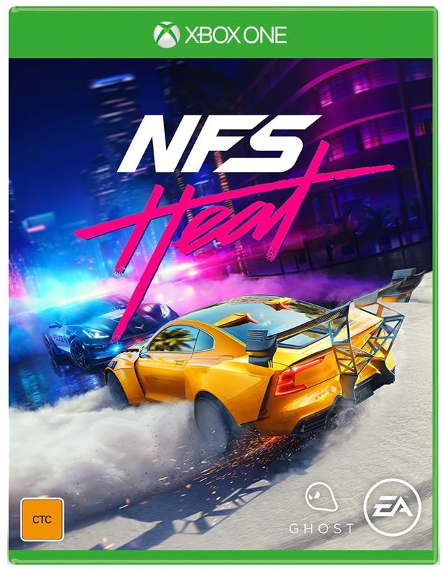 Electronic Arts Need for Speed Heat Xbox One Game