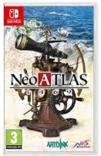 ARC System Works Neo Atlas 1469 Nintendo Switch Game