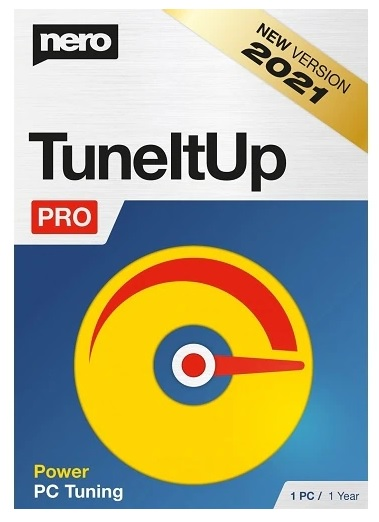 Nero TuneItUp PRO Security Software