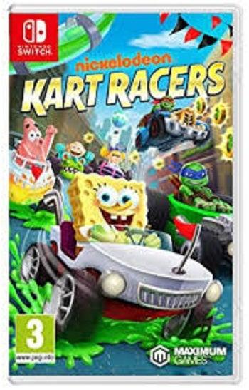 Maximum Family Games Nickelodeon Kart Racers Nintendo Switch Game