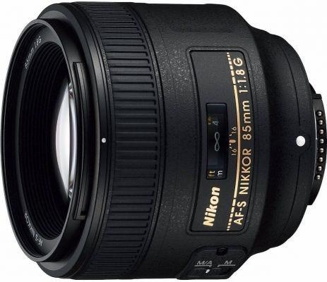 Nikon AF-S 85mm F1.8 Lens