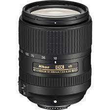 Nikon AF-S DX Nikkor 18-300mm F3.5-5.6G ED VR Refurbished Lens