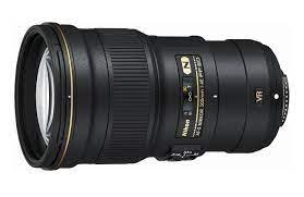 Nikon AF-S Nikkor 300mm F4E PF ED VR Lens