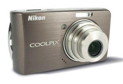 Nikon Coolpix S520 Digital Camera