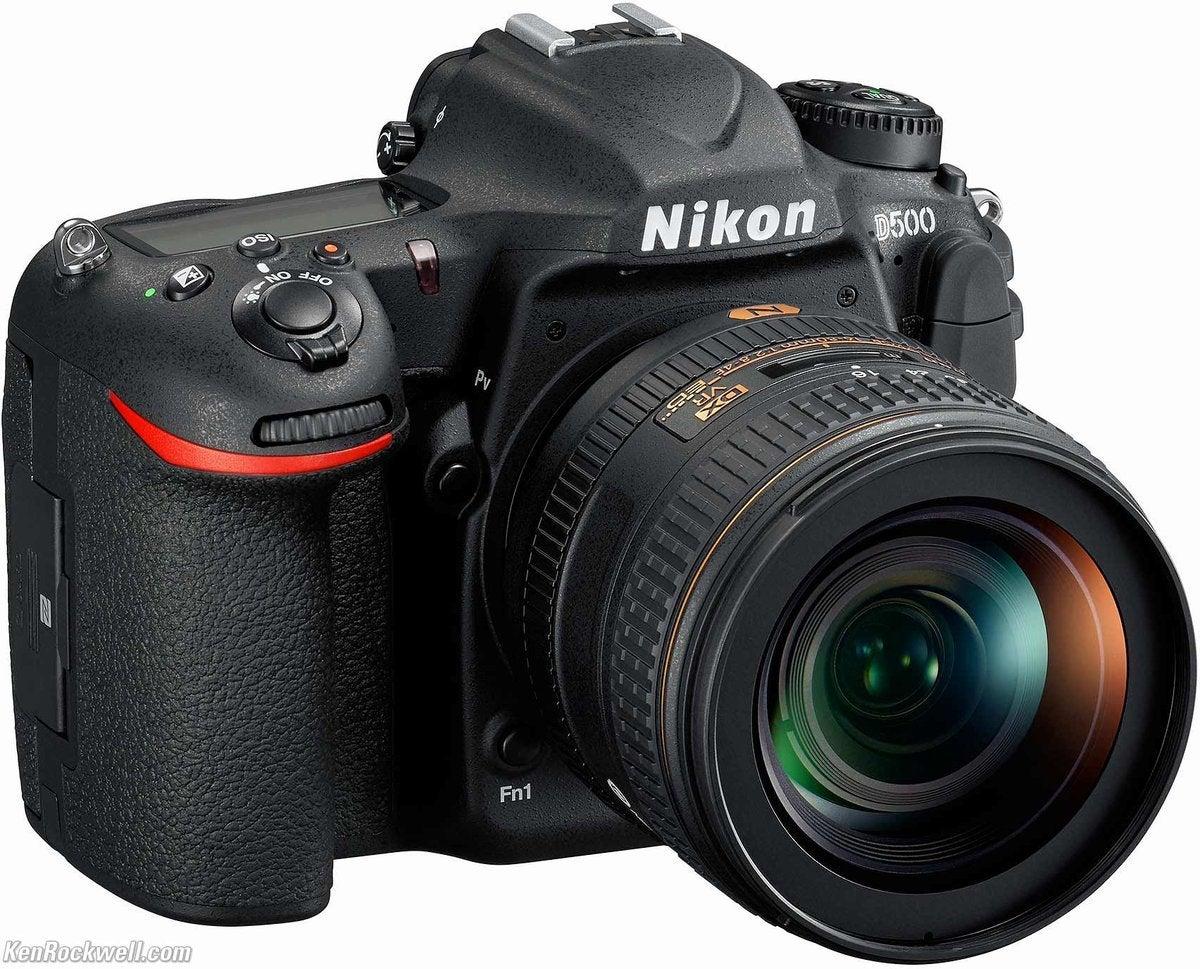 Nikon D500 Digital Cameras