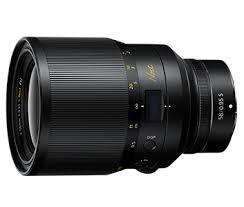 Nikon Nikkor Z 58mm F0.95 S Noct Lens