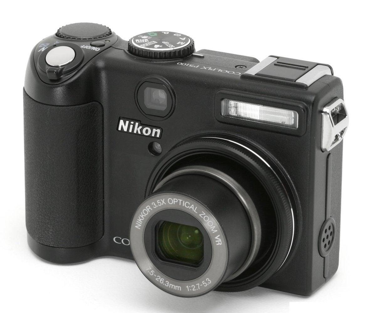 Nikon P5100 Digital Camera