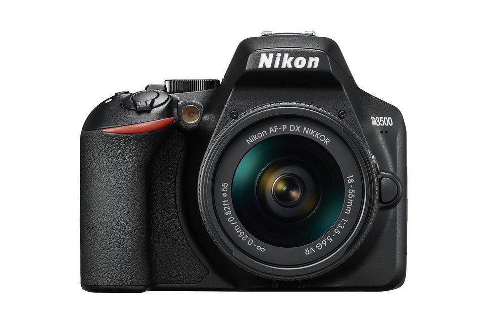 Nikon D3500 Digital Camera