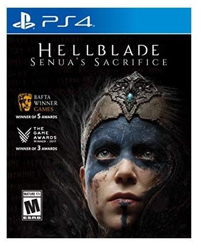 Ninja Hellblade Senuas Sacrifice PS4 Playstation 4 Game