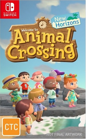 Nintendo Animal Crossing New Horizons Nintendo Switch Game