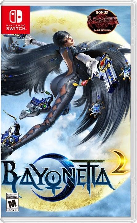 Nintendo Bayonetta 2 Nintendo Switch Game