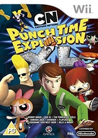 Nintendo Cartoon Network Punch Time Explosion XL Nintendo Wii Game