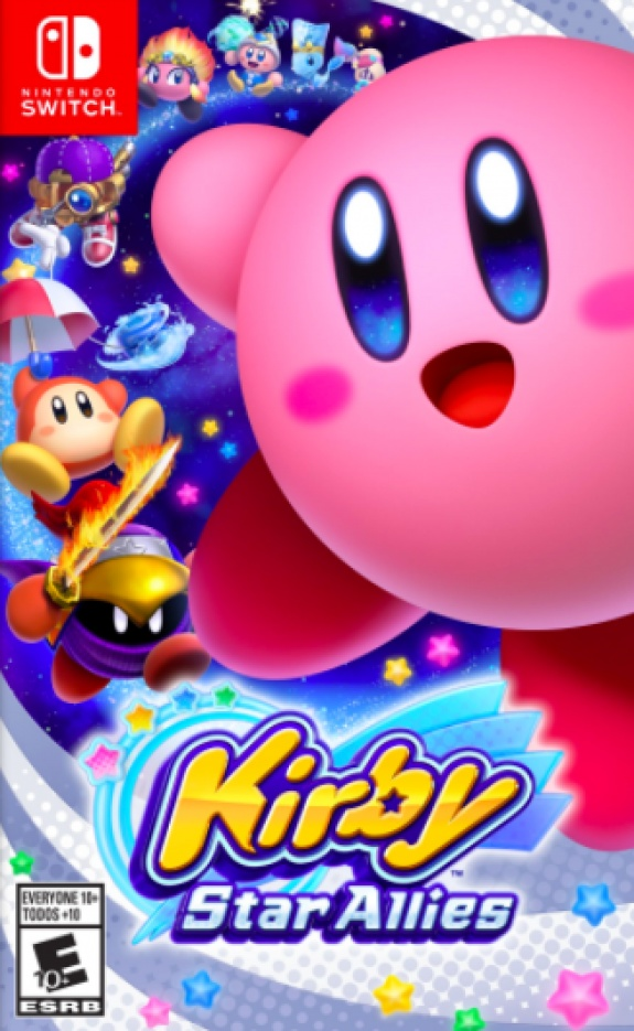 Nintendo Kirby Star Allies Nintendo Switch Game