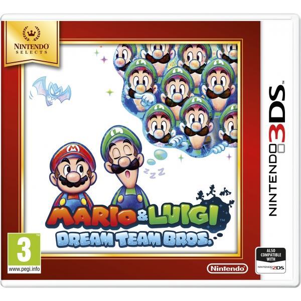 Nintendo Mario & Luigi Dream Team Bros Nintendo 3DS Game
