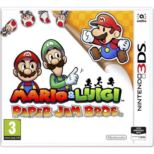 Nintendo Mario & Luigi Paper Jam Nintendo 3DS Game