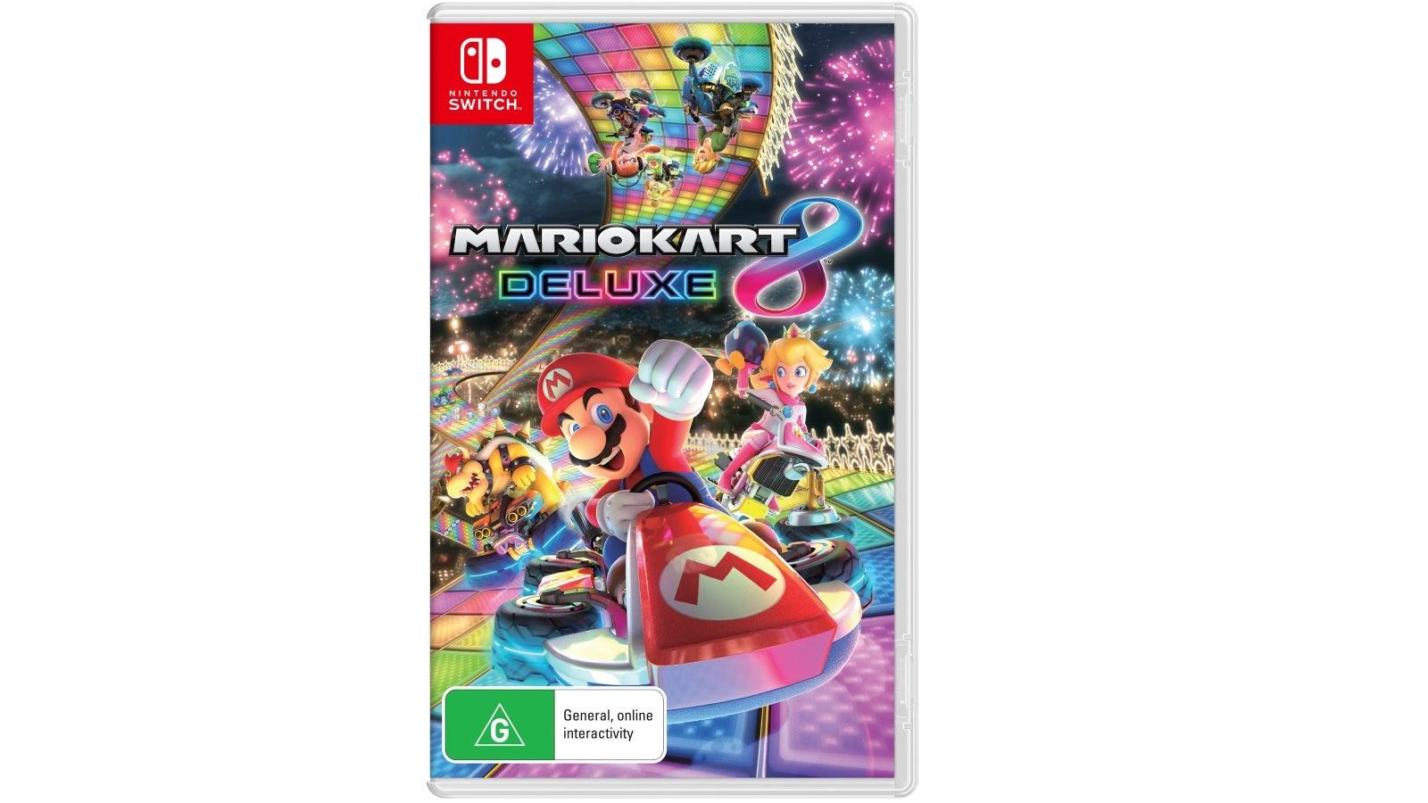 Nintendo Mario Kart 8 Deluxe Nintendo Switch Game
