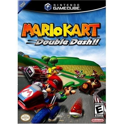 Nintendo Mario Kart Double Dash GameCube Game