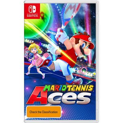 Nintendo Mario Tennis Aces Nintendo Switch Game