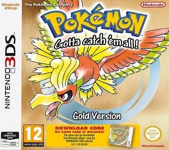 Nintendo Pokemon Gotta Catch Em All Gold Version Nintendo 3DS Game