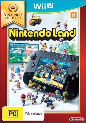 Nintendo Selects Nintendo Land Nintendo Wii U Game