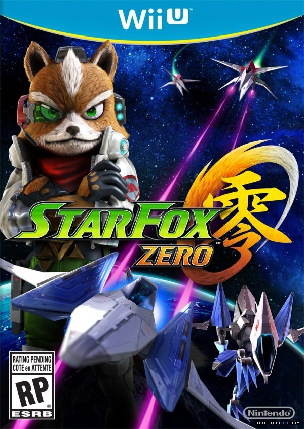 Nintendo Star Fox Zero Nintendo Wii U Game