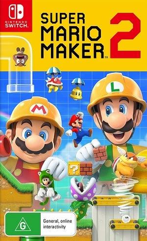Nintendo Super Mario Maker 2 Nintendo Switch Game