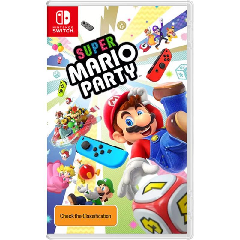 Nintendo Super Mario Party Nintendo Switch Game