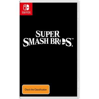 Nintendo Super Smash Bros Nintendo Switch Game