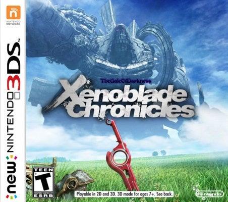 Nintendo Xenoblade Chronicles 3D Nintendo 3DS Game