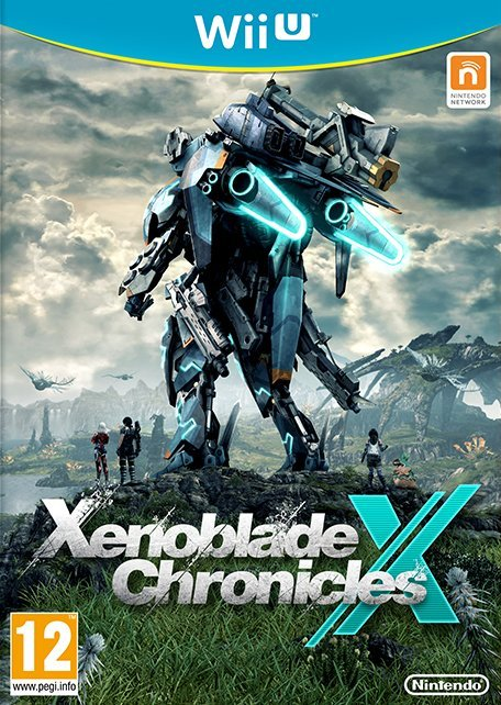Nintendo Xenoblade Chronicles X Nintendo Wii U Game
