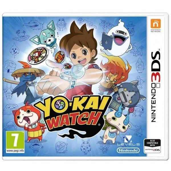 Nintendo Yo kai Watch Nintendo 3DS Game