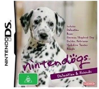 Nintendo Nintendogs Dalmation and Friends Nintendo DS Game