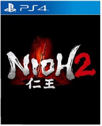 Koei Nioh 2 PS4 Playstation 4 Game