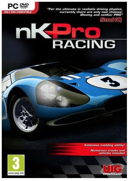 UIG Entertainmen Nkpro Racing PC Game