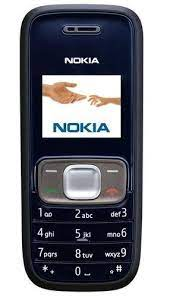 Nokia 1209 Refurbished 2G Mobile Phone