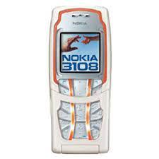 Nokia 3108 2G Mobile Phone