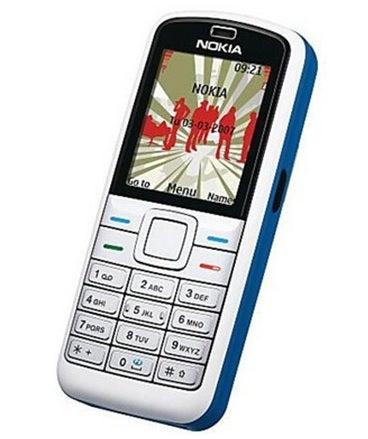 Nokia 5070 Refurbished 2G Mobile Phone
