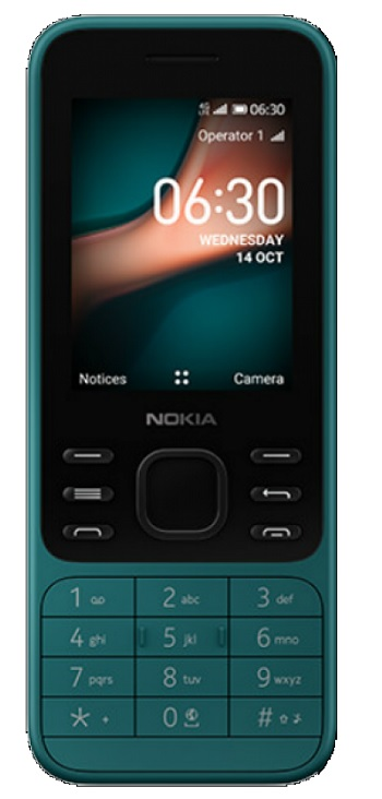 Nokia 6300 4G Mobile Phone