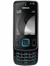Nokia 6600 Slide 3G Mobile Phone