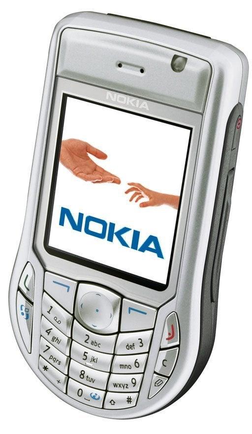 Nokia 6630 Mobile Phone
