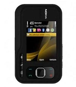 Nokia 6760 Slide 3G Mobile Phone